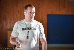 Bemutatkoznak fiatal edzőink: Visnyei Zoltán